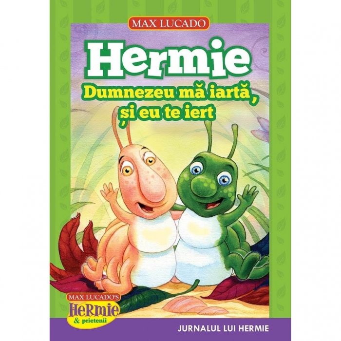 Hermie. Dumnezeu ma iarta, si eu te iert 0
