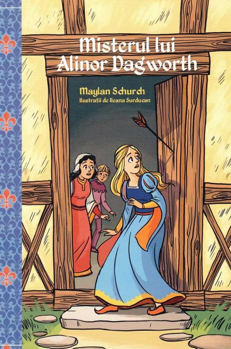Misterul lui Alinor Dagworth 0