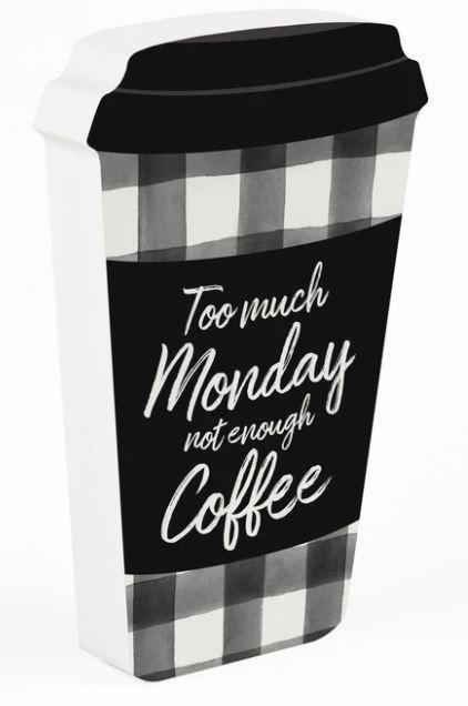 Too much monday not enough coffee [0]