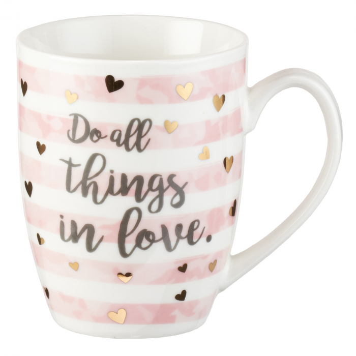 Do all things in love [0]