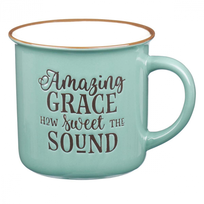 Amazing grace how sweet the sound [0]