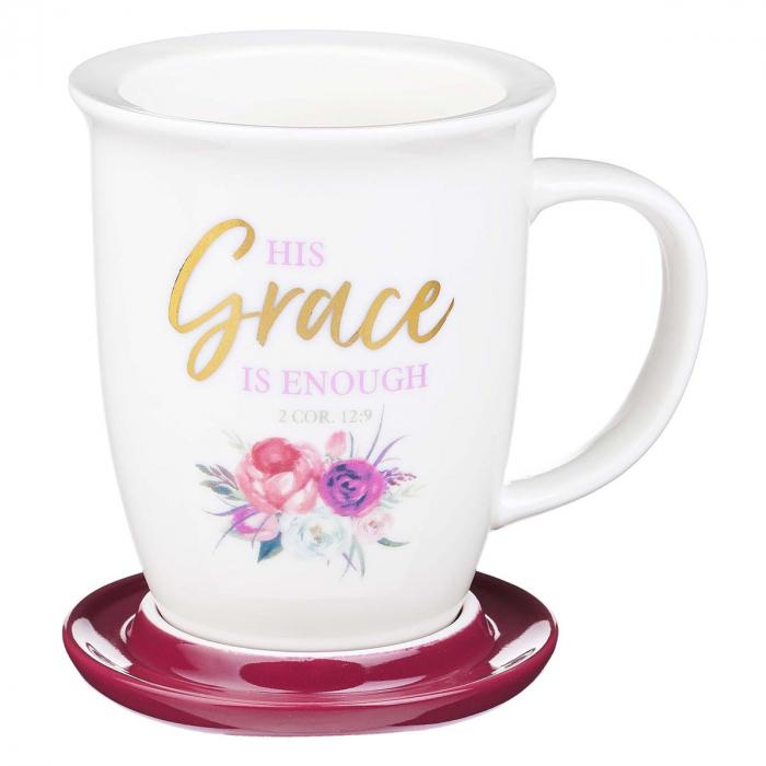 His grace is enough [3]
