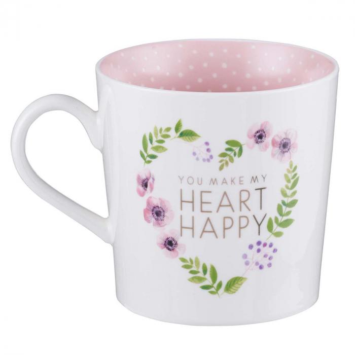You make my heart happy [1]
