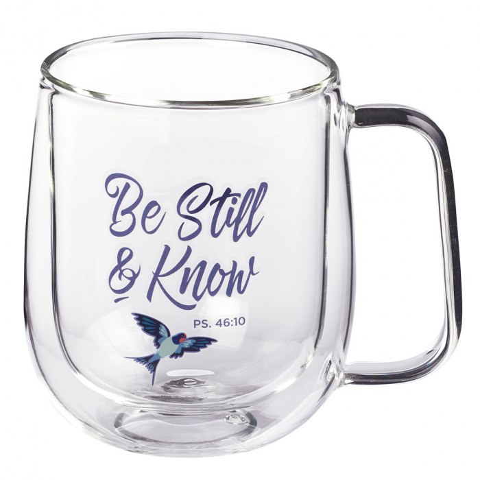 Be Still and Know ? Psalm 46:10 [0]