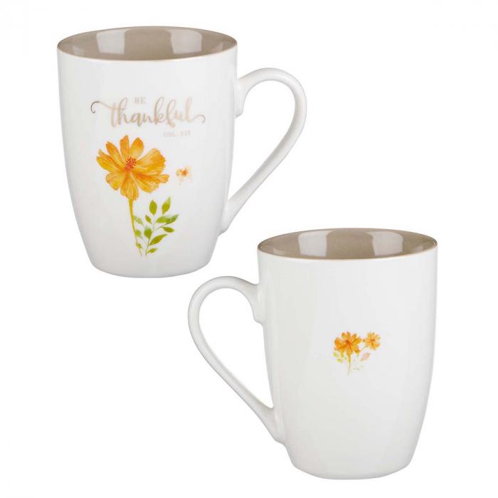 Grateful collection - set of 4 mugs [4]