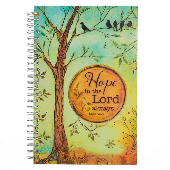 Hope in the Lord - Tree [0]