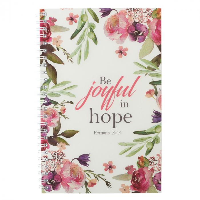 Be joyful in hope [0]