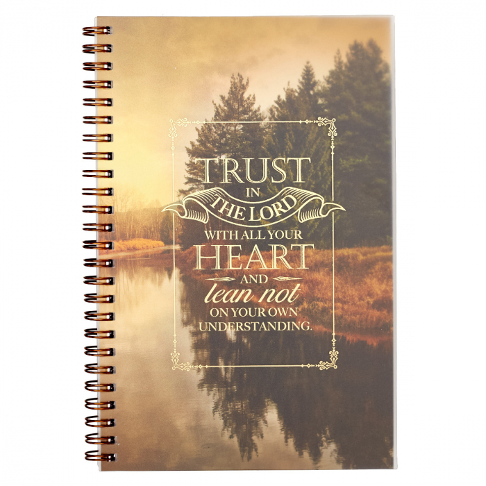Trust in the Lord with all your heart [0]