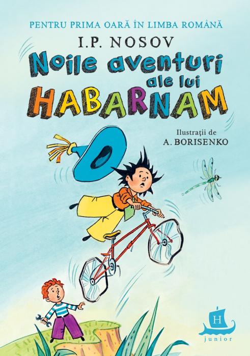 Noile aventuri ale lui Habarnam 0