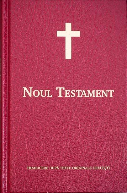 Noul Testament Interconfesional. Traducere dupa texte originare grecesti 0
