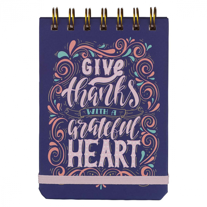 Give thanks with a grateful heart [0]