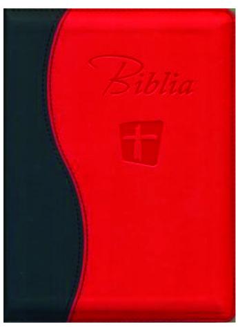 Biblia Noua Traducere Romaneasca - NTR rosu-negru [0]