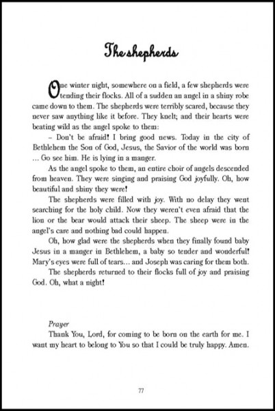 Oameni din Biblie  - pentru prescolari (editie bilingva romano-engleza) [4]
