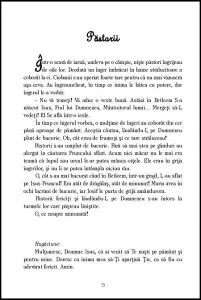 Oameni din Biblie  - pentru prescolari (editie bilingva romano-engleza) [2]