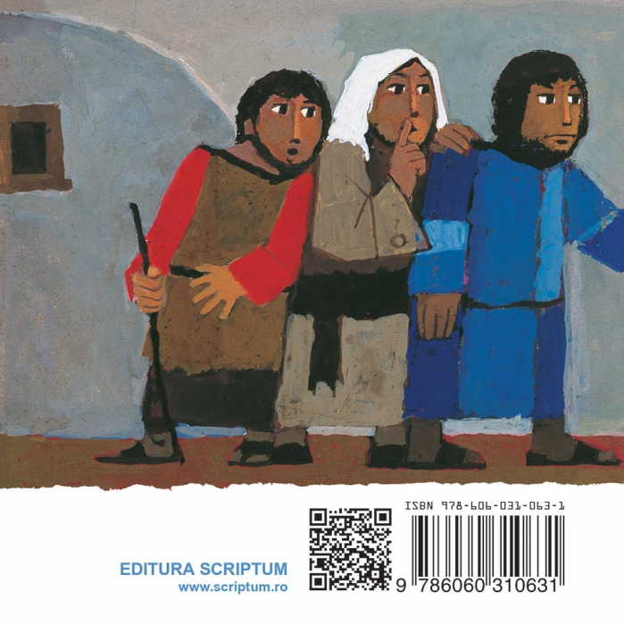 Orbul Bartimeu (Seria: Asa spune Biblia) [1]
