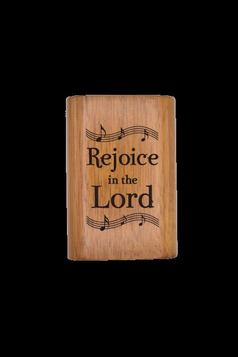 Suport pentru pixuri - Rejoice in the Lord - GPC03-21 0