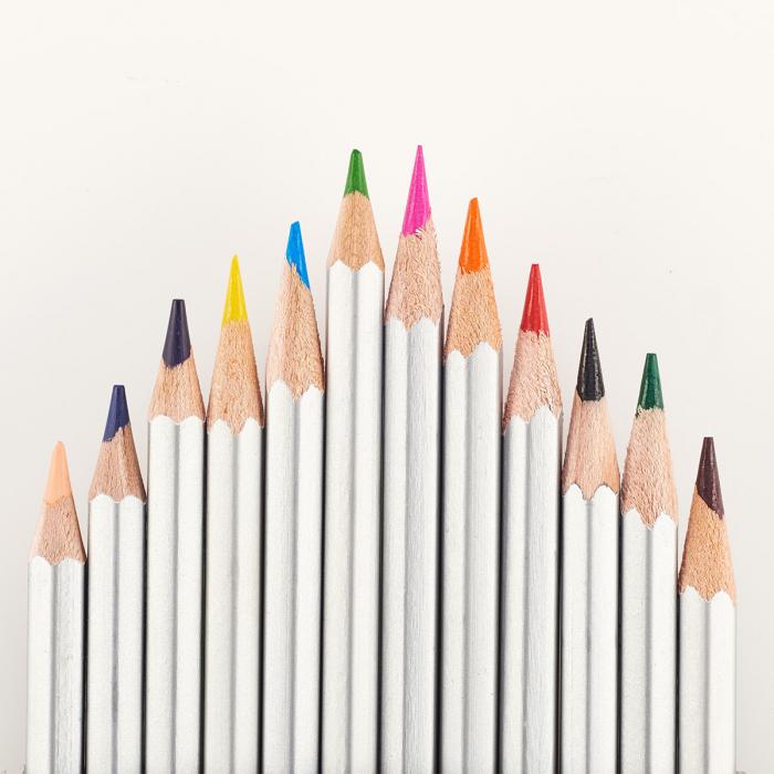 Set of 12 pencils [2]