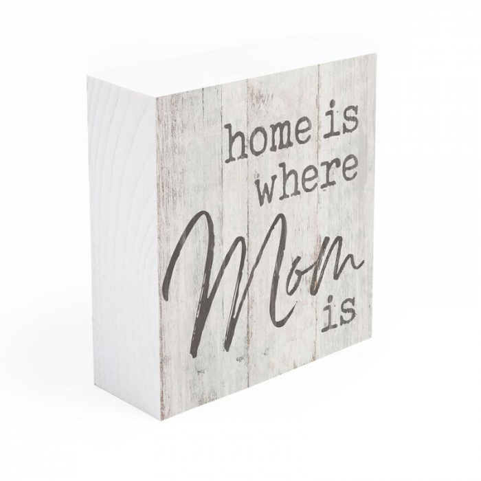 Home is where Mom is [1]