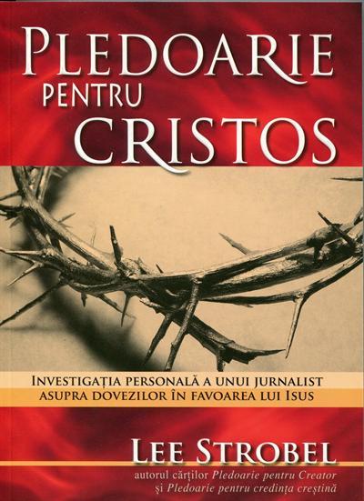 Pledoarie pentru Cristos [0]
