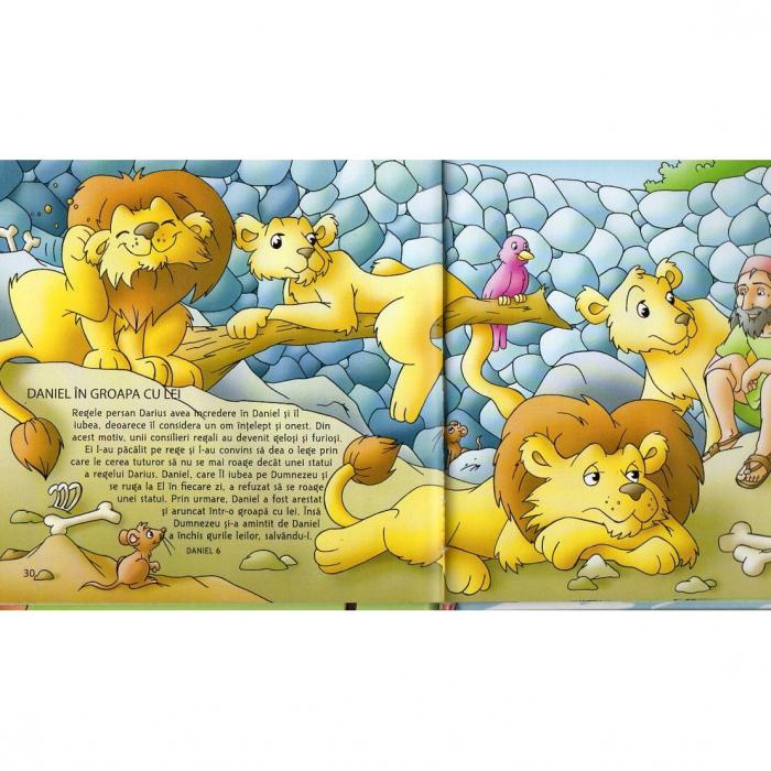Povestiri biblice indragite 1