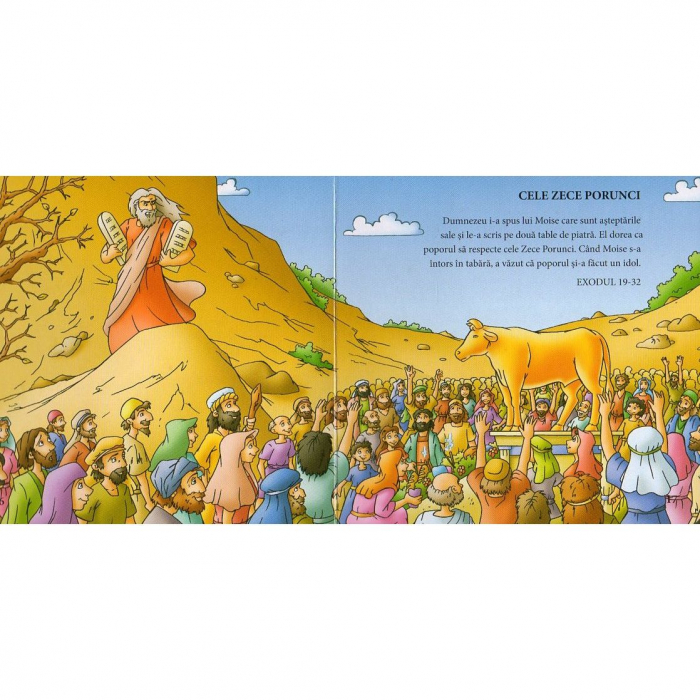 Povestiri biblice indragite 2