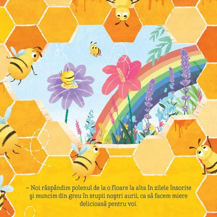 Prietenele mele albinele [2]