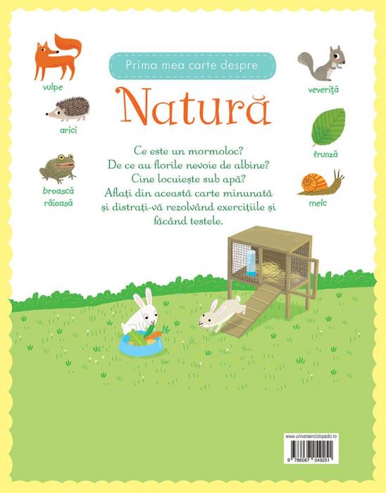 Prima mea carte despre natura (Usborne) [5]