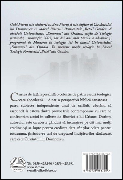 Provocari doctrinare contemporane 1