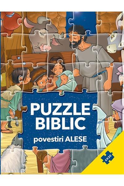Puzzle biblic. Povestiri alese 0