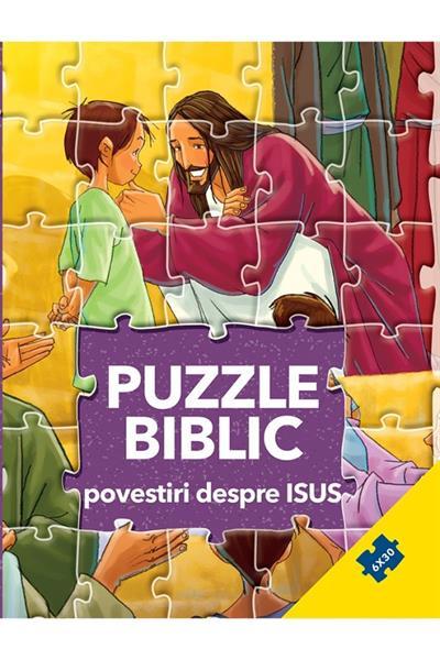 Puzzle biblic. Povestiri despre Isus 0