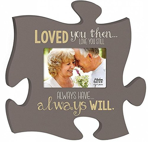 Rama foto puzzle - Love you then 0