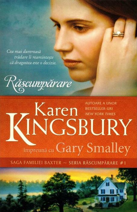 Rascumparare (Saga Familiei Baxter - Seria Rascumparare - Cartea 1) 0