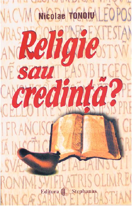 Religie sau credinta 0