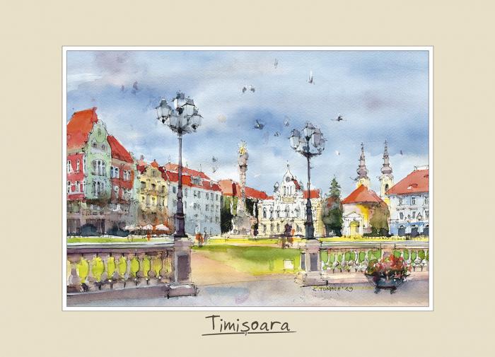 Tablou mediu Timisoara 1 0