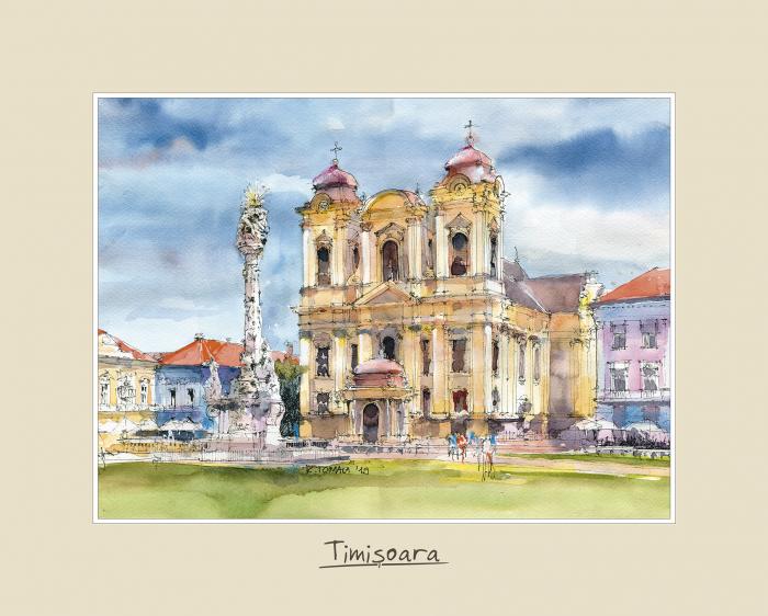Tablou mare Timisoara 2 0