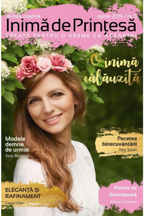 Revistă creștină Inimă de Prințesă - Nr. 5 O inimă călăuzită 0