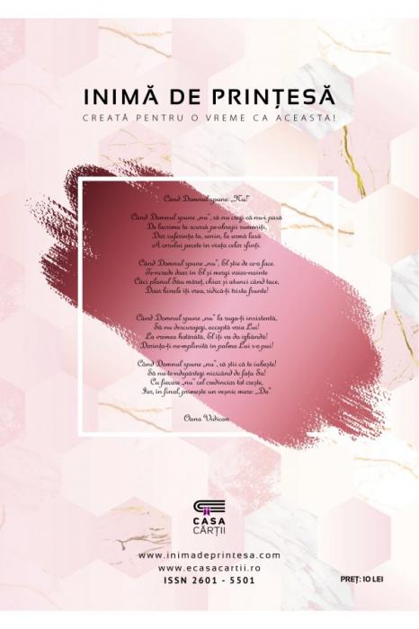Revistă creștină Inimă de Prințesă - Nr. 5 O inimă călăuzită 1