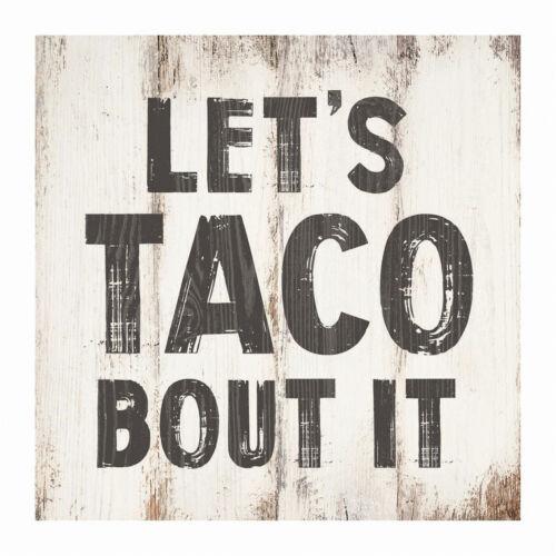 Lets taco bout it [0]