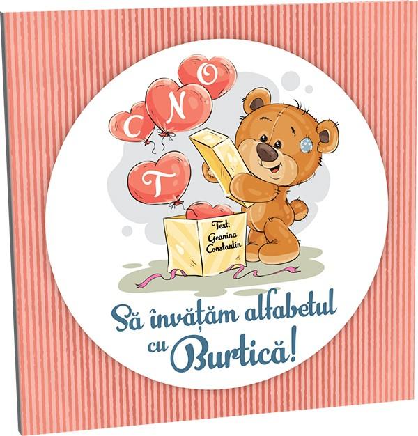 Sa invatam alfabetul cu Burtica! 0