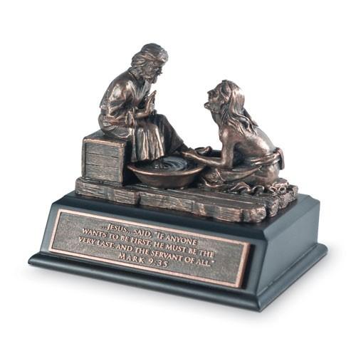 Mini sculptura - Humble servant 0
