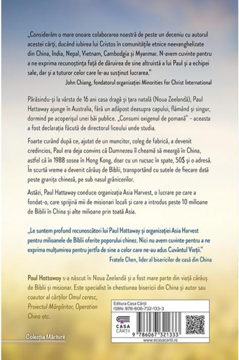 Seceris bogat in Asia - o autobiografie misionara 1