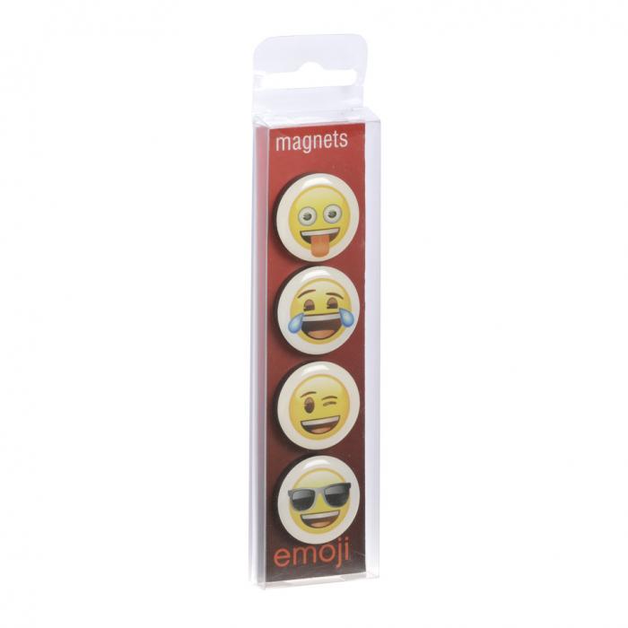Set 4 magneti Emoji Love 1