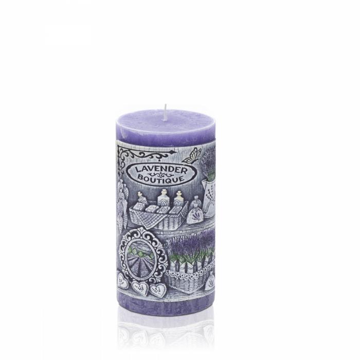 Lumanare aromatica - BOUTIQUE LAVENDER