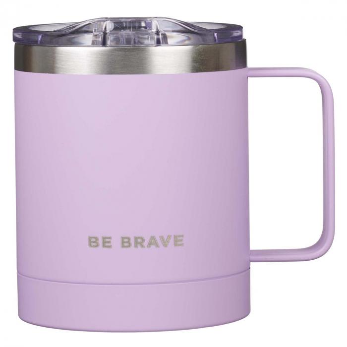 Be brave - Lavender - Non-scripture [0]