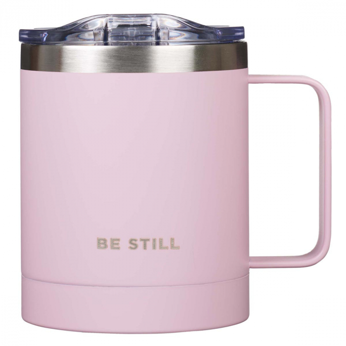 Be still - Pink - Non-scripture [0]