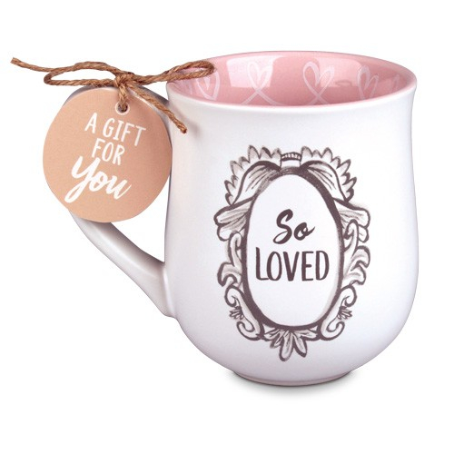 Cana din ceramica - So Loved 0