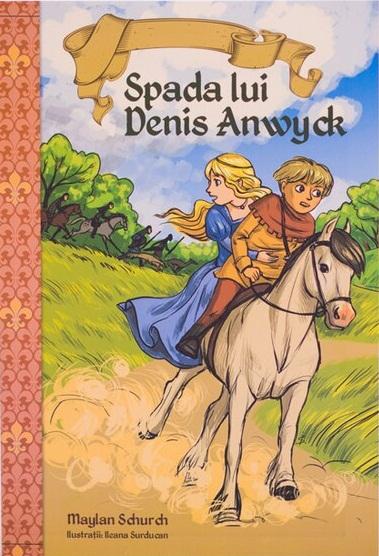 Spada lui Denis Anwyck 0