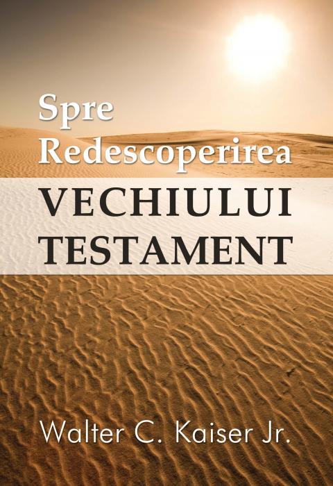 Spre Teologia Vechiului Testament 0