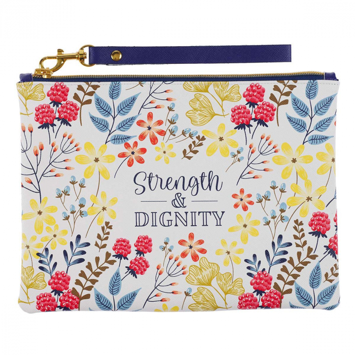 Strength and dignity [1]