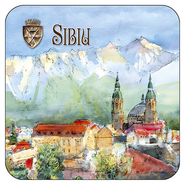 Suport pahar Sibiu 2 0